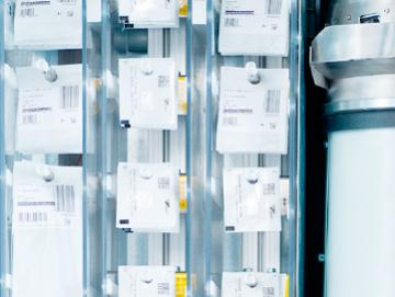 Armadio Farmaceutico Informatizzato.Personalizzazione Della Terapia Produzione Impianti