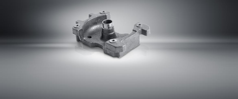 Transfer machine for compressor parts