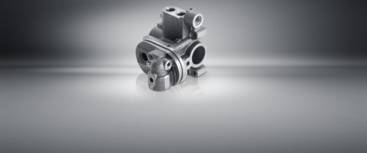 Transfer machines for casting and pressure casting